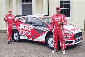 MRF reveals WRC2 challenger
