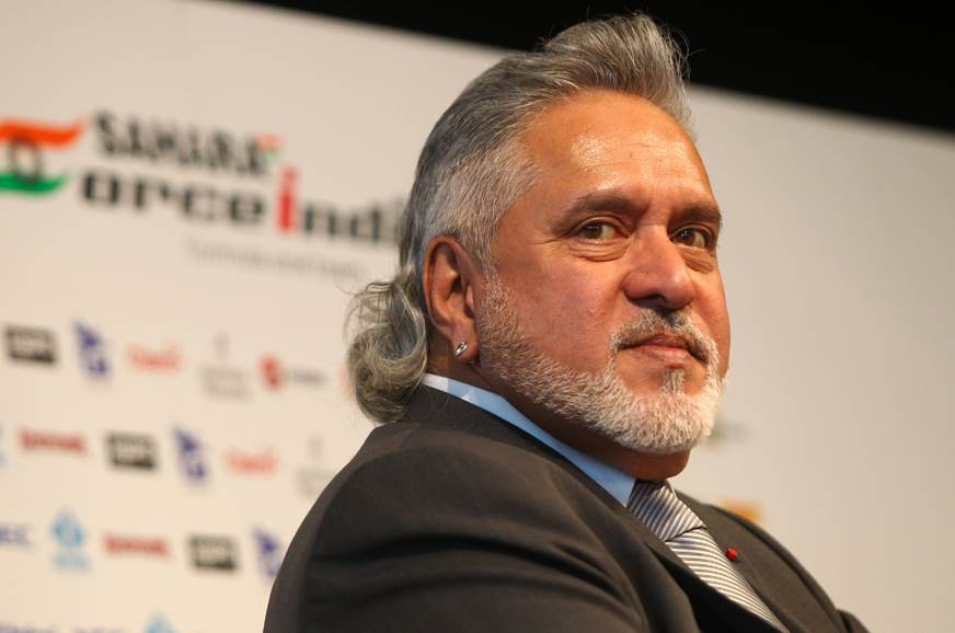 Vijay Mallya resigns from Force India director role