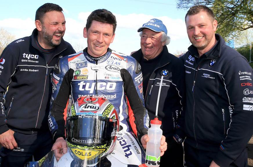 Dan Kneen passes away at 2018 Isle of Man TT