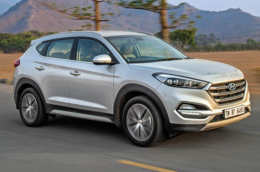 2018 Hyundai Tucson AWD review, first drive