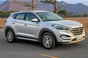 2018 Hyundai Tucson AWD review, first drive