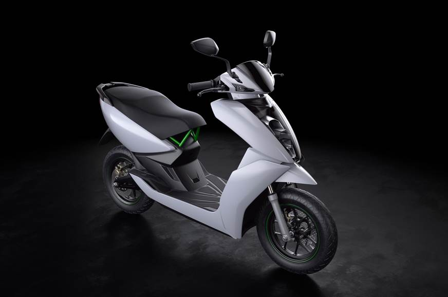 Ather 340 electric scooter launch on June 5, 2018