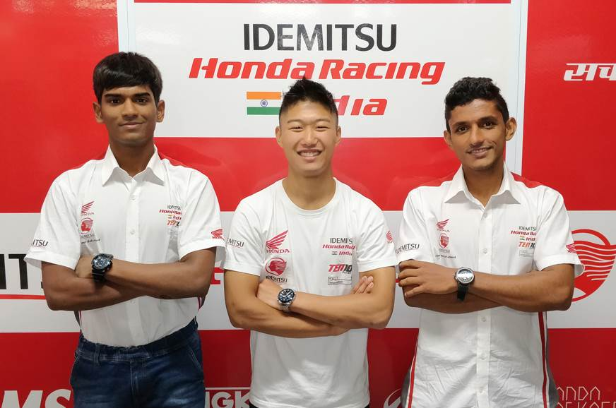 Indian riders head to Japan for ARRC round three
