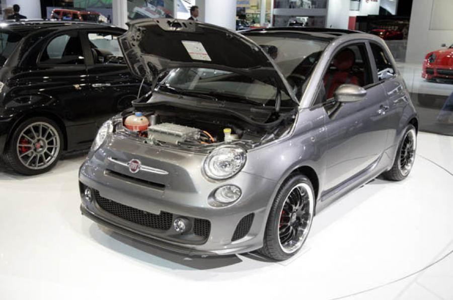 Fiat to move heavily into electrification