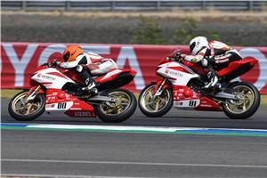 Double points-finish for Idemitsu Honda Racing Team India