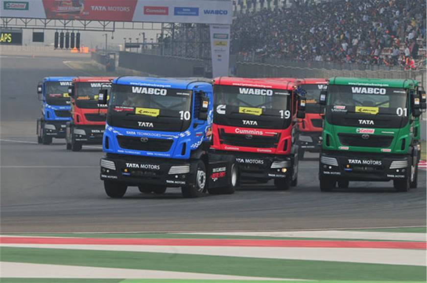 Tata Motors confirms no more Prima Truck racing
