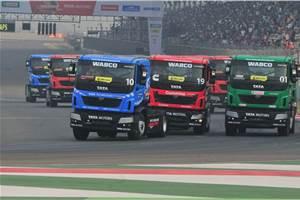 Tata Motors confirms no more Prima Truck racing
