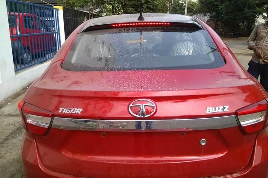 Tata Tigor Buzz to launch soon