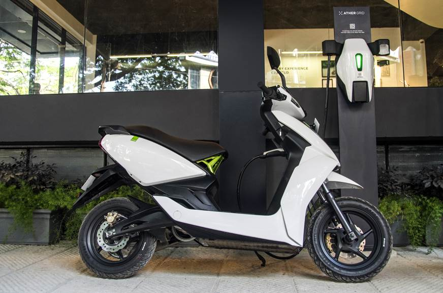 Ather 340, 450 e-scooters launched in India
