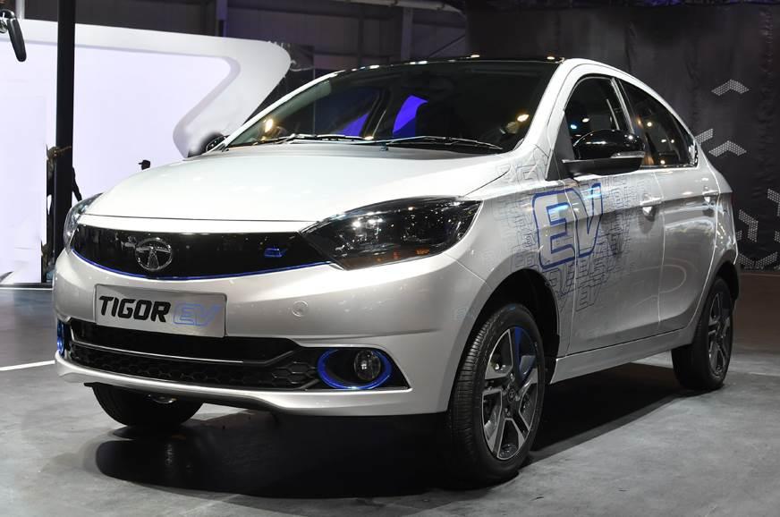 Tata Motors considering phased launch for the Tigor EV