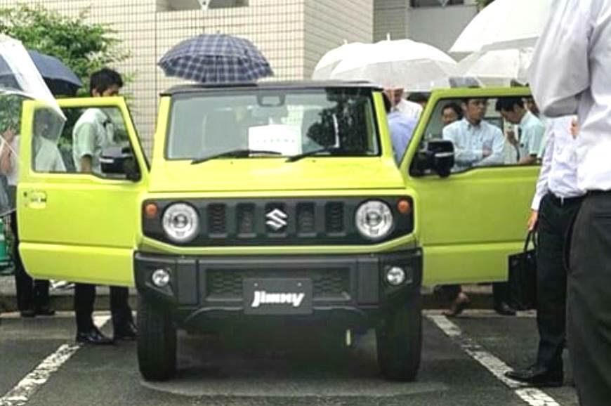 New Suzuki Jimny production begins