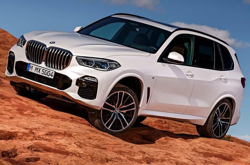 All-new BMW X5 revealed