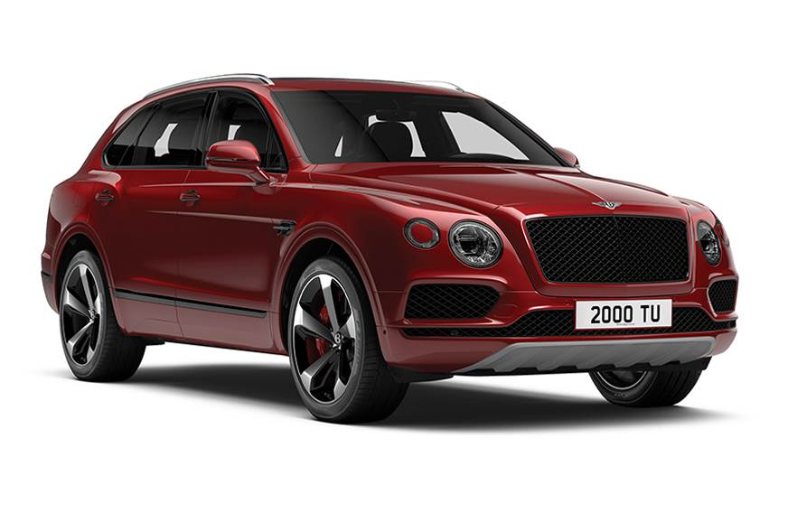 2018 Bentley Bentayga V8 launched at Rs 3.78 crore