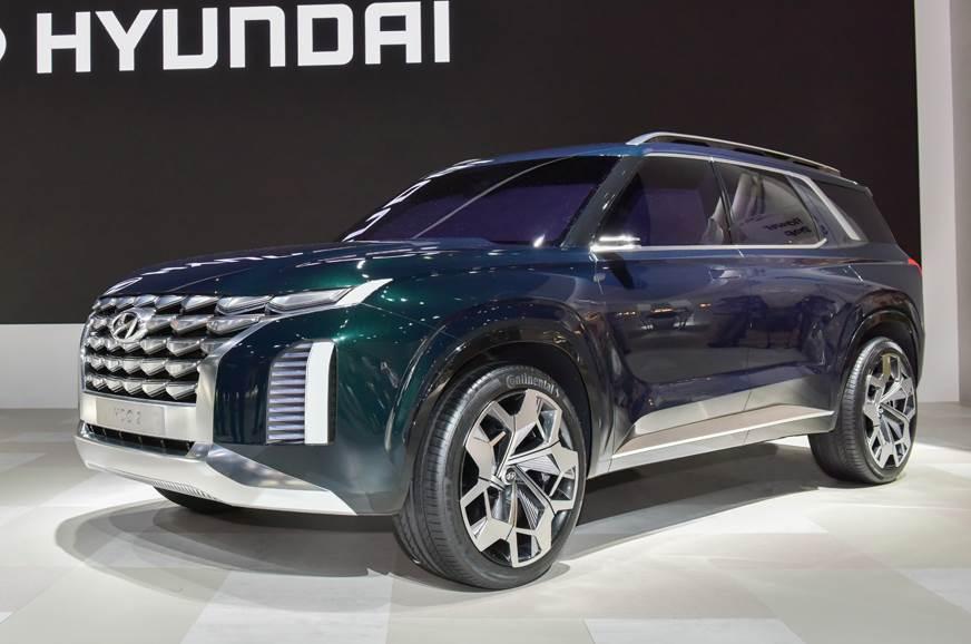 2018 Hyundai HDC-2 Grandmaster concept SUV unveiled