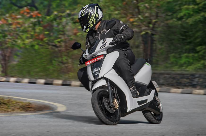 2018 Ather 450 review, test ride