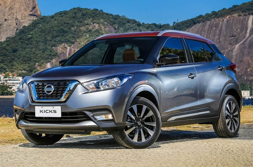Nissan Kicks India launch in early 2019