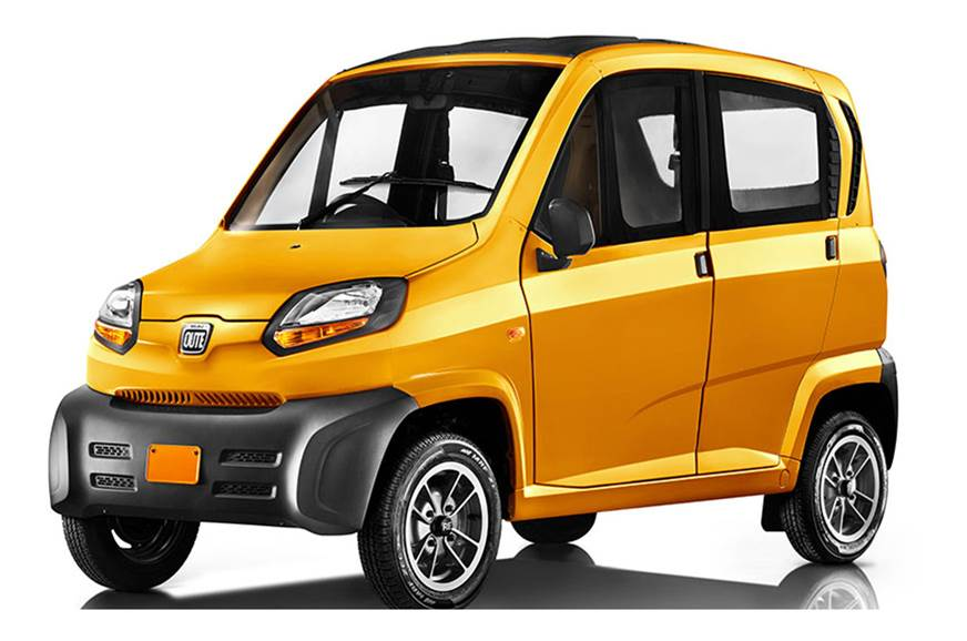 Bajaj Qute to spawn electric version