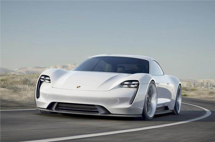 Porsche's first electric car to be called Taycan