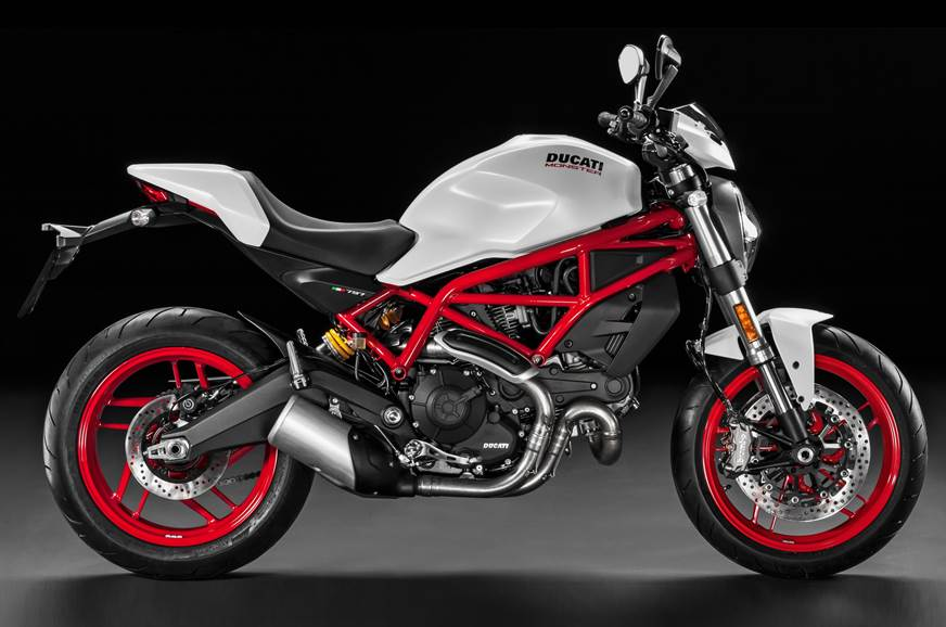 Ducati Monster 797 Plus launched at Rs 8.03 lakh