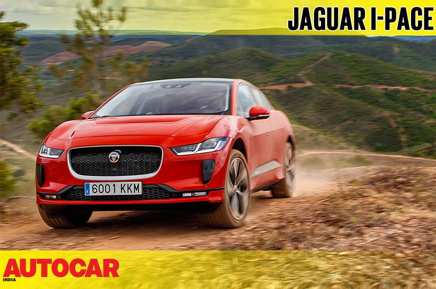 2018 Jaguar I-Pace video review