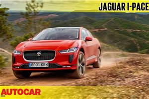 2018 Jaguar I-Pace video review