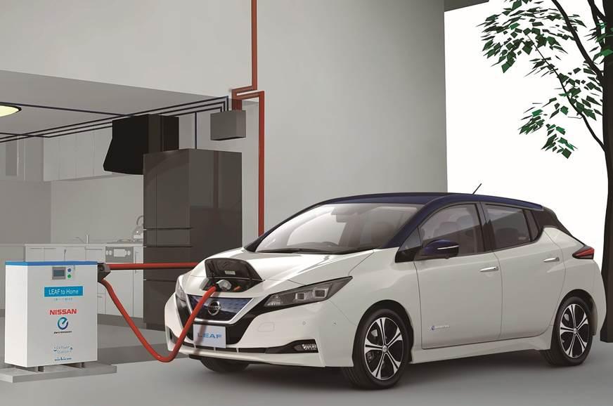 Nissan Leaf EV India launch in 2018