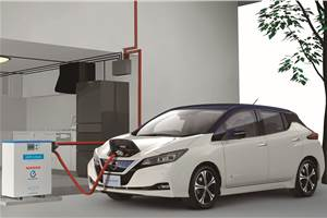 Nissan Leaf EV India launch in 2018
