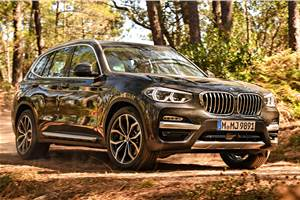 2018 BMW X3 xDrive30i launched at Rs 56.90 lakh