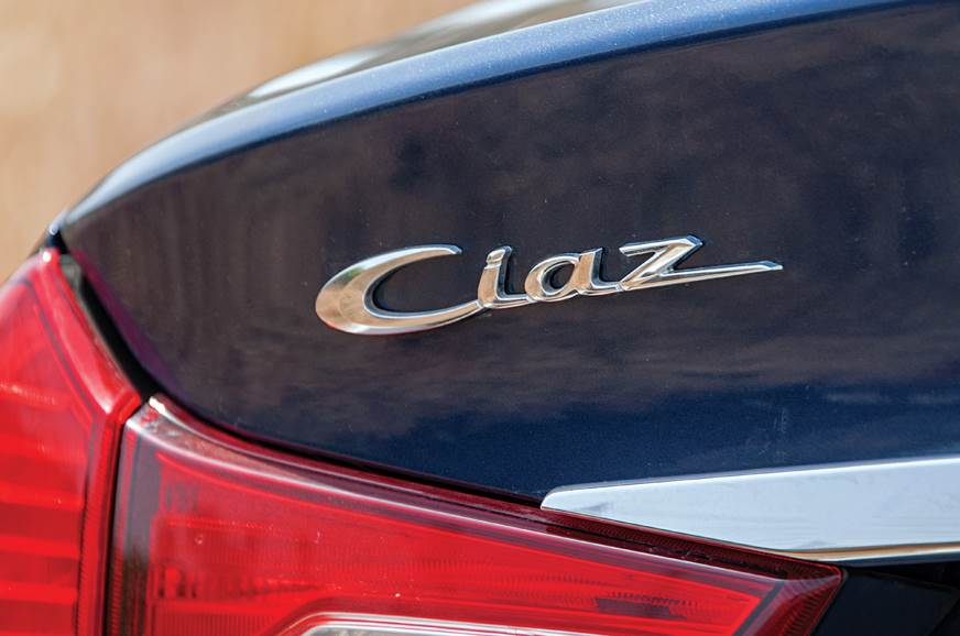 Maruti Suzuki Ciaz facelift petrol likely to get mild-hybrid tech