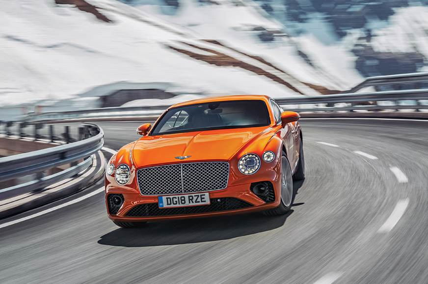 2018 Bentley Continental GT review, test drive