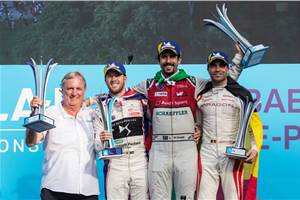 2018 Formula E: Lucas Di Grassi claims easy win at Zurich