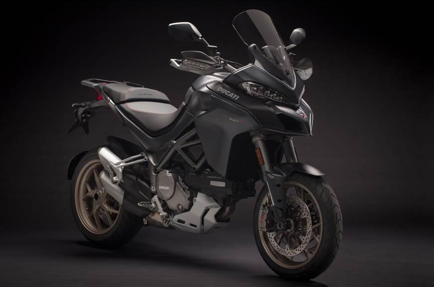 Ducati Multistrada 1260 India launch on June 19