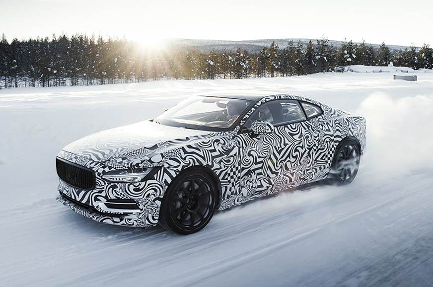 Polestar 1 slated for July reveal at Goodwood