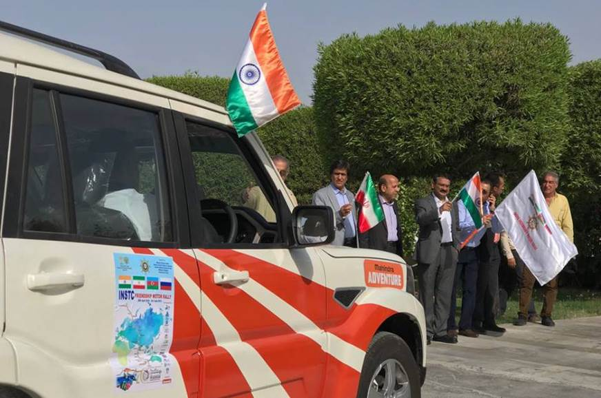 India-Russia Friendship Rally concludes successfully