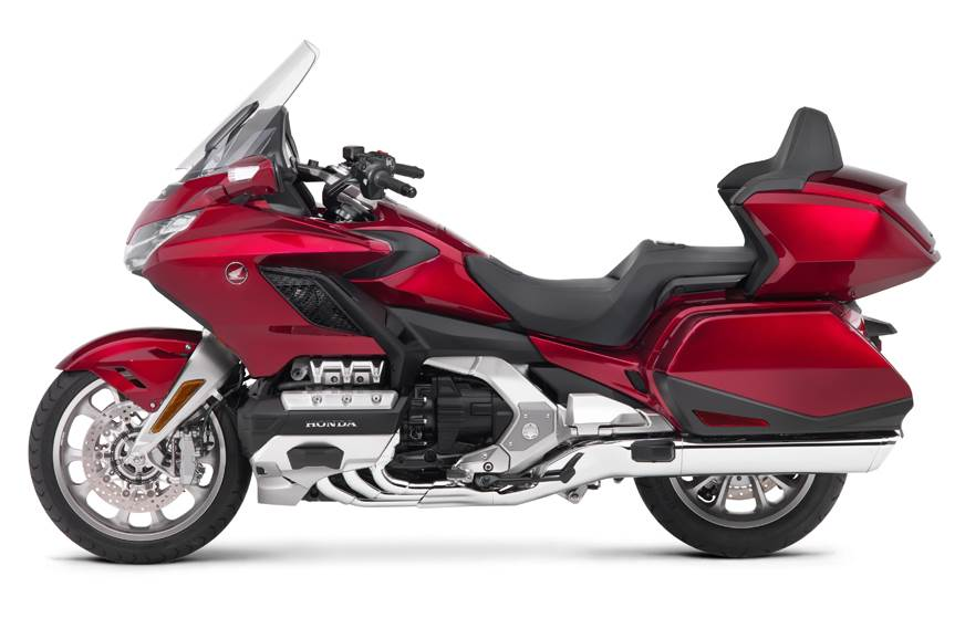 2018 Honda Gold Wing deliveries begin in India