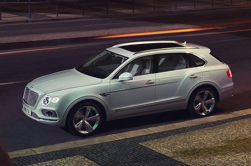 Bentley Bentayga Speed in the works