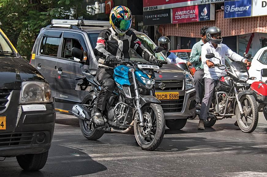 2018 Yamaha FZ25 long term review, second report