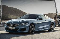 All-new BMW 8-series unveiled at Le Mans