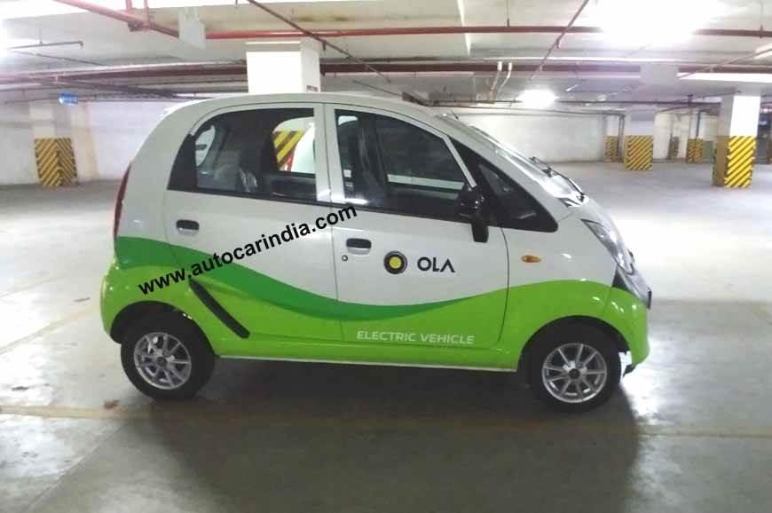 Tata Nano-based Jayem Neo EV spotted