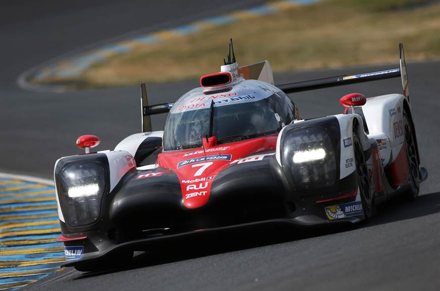 Toyota breaks Le Mans 24 Hours curse with a win
