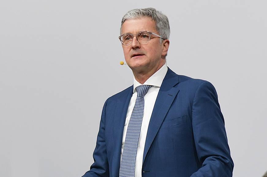 VW emission scandal: Audi CEO Rupert Stadler arrested