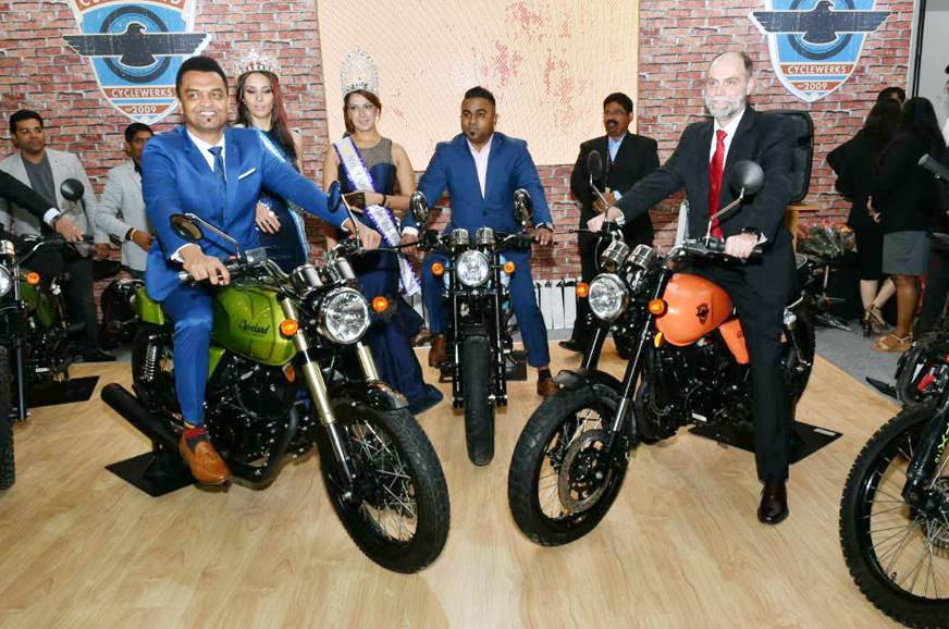 Cleveland CycleWerks India launch delayed