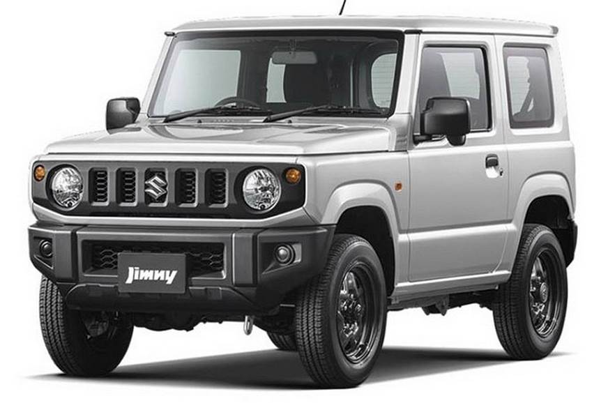 New Suzuki Jimny official images released