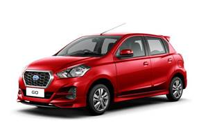 Datsun Go, Go+ facelift officially revealed