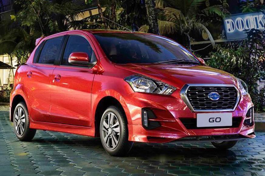 Datsun Go, Go+ facelift India launch in September 2018