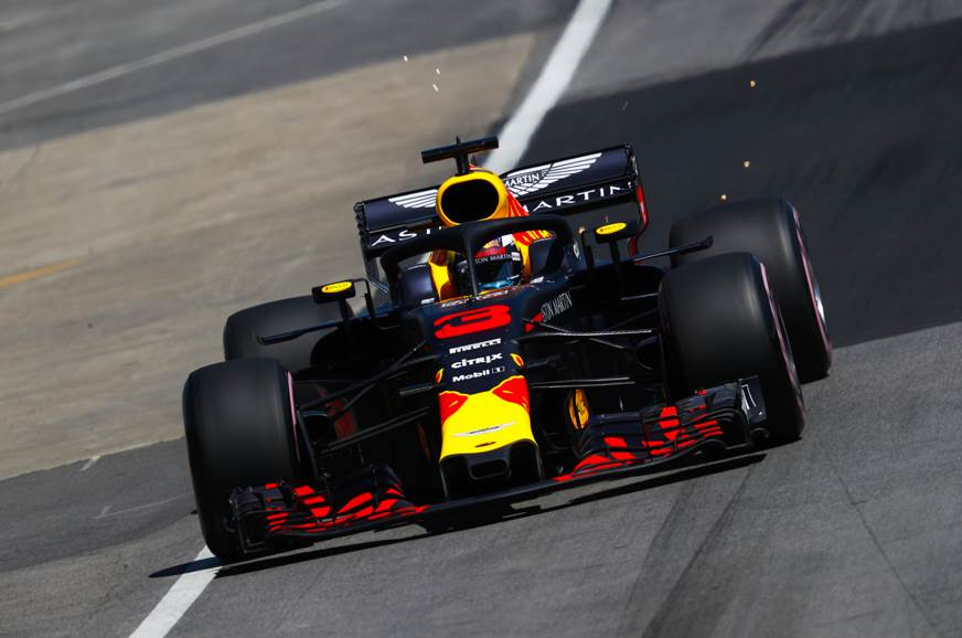 Red Bull confirms switch to Honda engines
