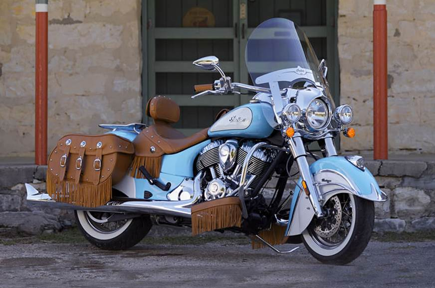 Indian Motorcycle's Chief Vintage.
