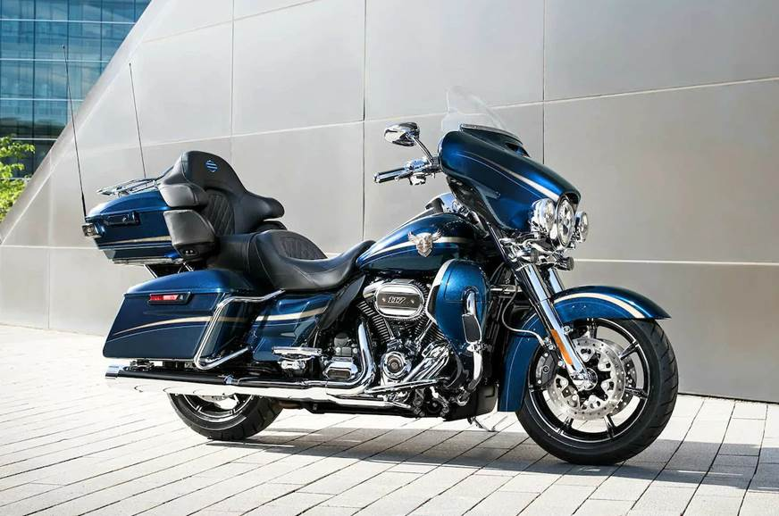 The Harley-Davidson CVO Limited.