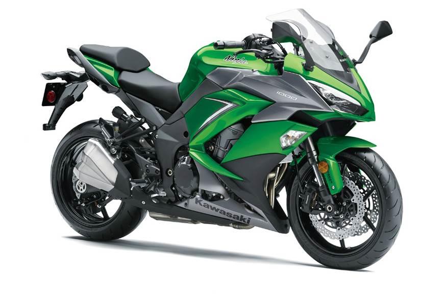2018 Kawasaki Ninja 1000 launched at Rs 9.99 lakh