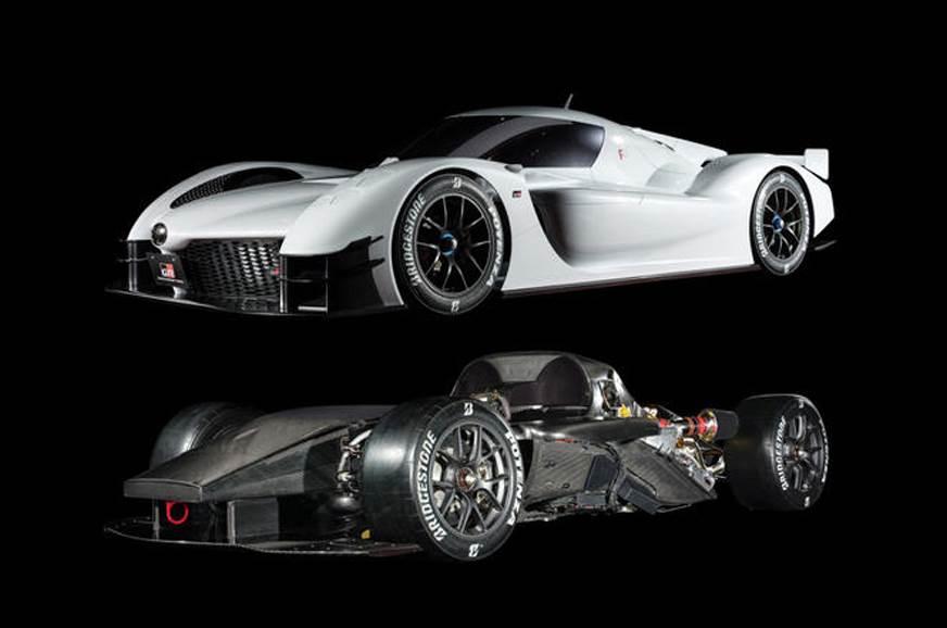 Toyota unveils outrageous hypercar concept